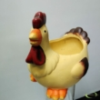 Csirke cserép sárga